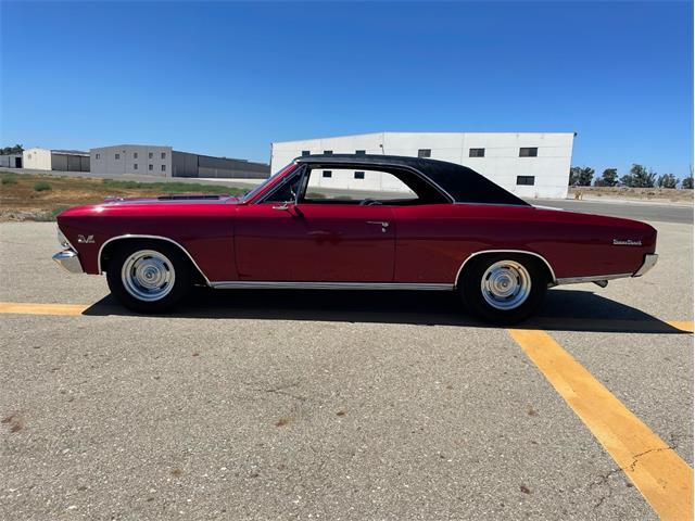 1966 Chevrolet Chevelle SS (CC-1523942) for sale in Orange, California