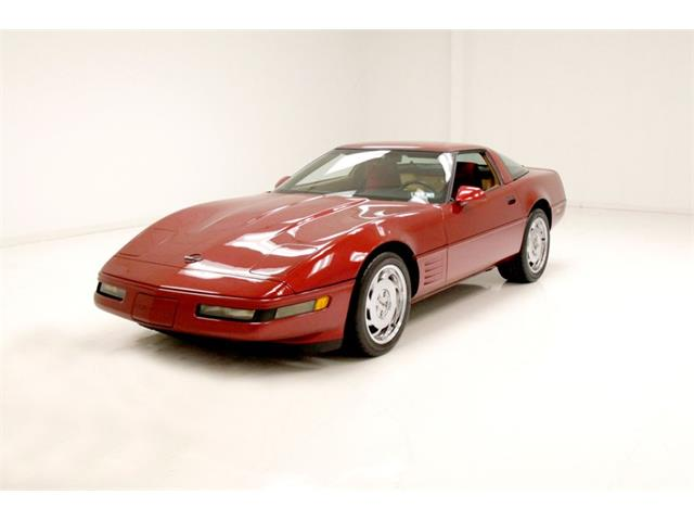1991 Chevrolet Corvette (CC-1523955) for sale in Morgantown, Pennsylvania