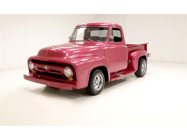1954 Ford F100 (CC-1523960) for sale in Morgantown, Pennsylvania
