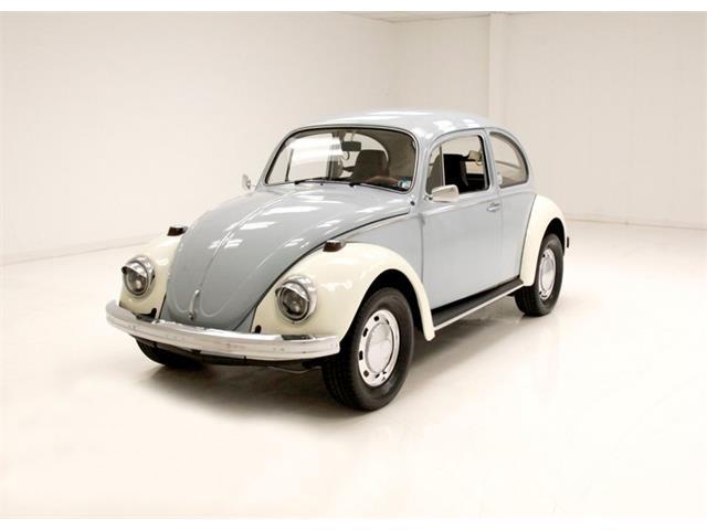 1968 Volkswagen Beetle (CC-1523961) for sale in Morgantown, Pennsylvania