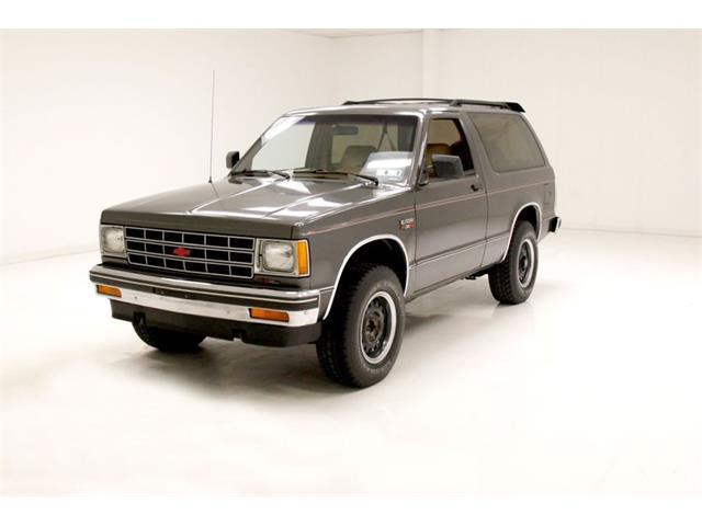 1990 Chevrolet S10 (CC-1523963) for sale in Morgantown, Pennsylvania
