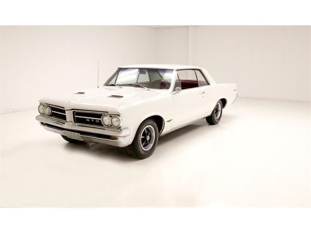 1964 Pontiac GTO (CC-1523974) for sale in Morgantown, Pennsylvania