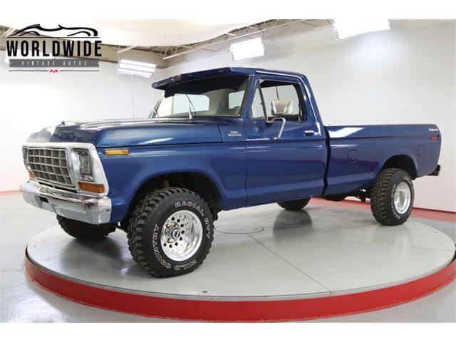 1979 Ford F150 (CC-1523976) for sale in Denver , Colorado