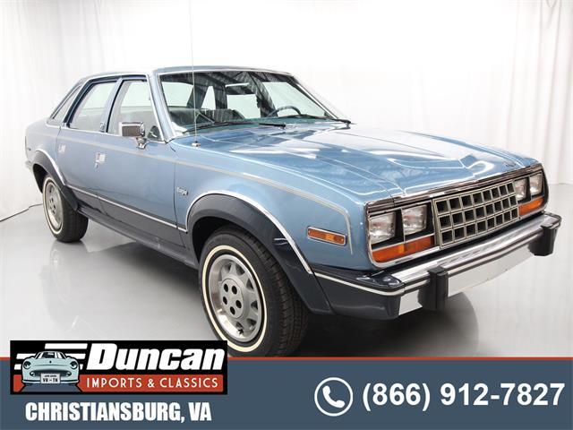 1985 AMC Eagle (CC-1523982) for sale in Christiansburg, Virginia