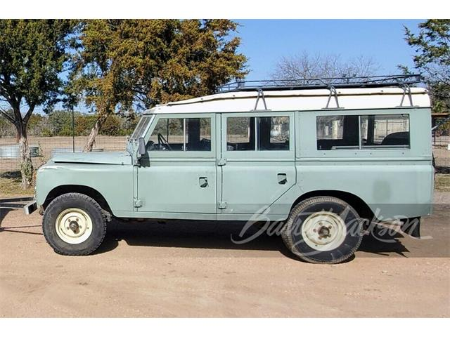 1976 Land Rover Defender (CC-1523983) for sale in Houston, Texas