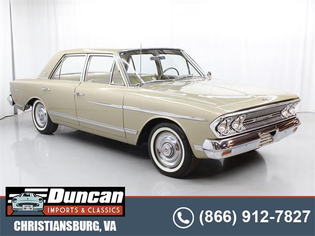 1963 AMC Rambler (CC-1523987) for sale in Christiansburg, Virginia