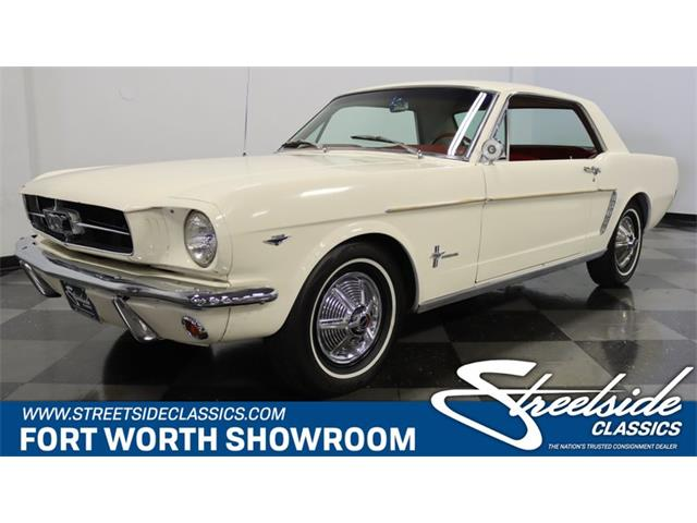 1965 Ford Mustang (CC-1520399) for sale in Ft Worth, Texas