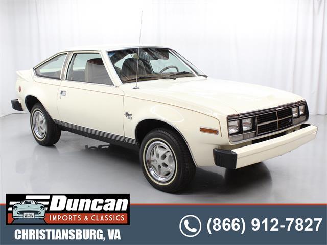 1982 AMC Spirit (CC-1523991) for sale in Christiansburg, Virginia