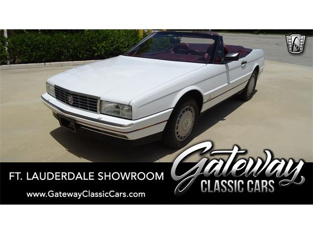 1991 Cadillac Allante (CC-1523993) for sale in O'Fallon, Illinois