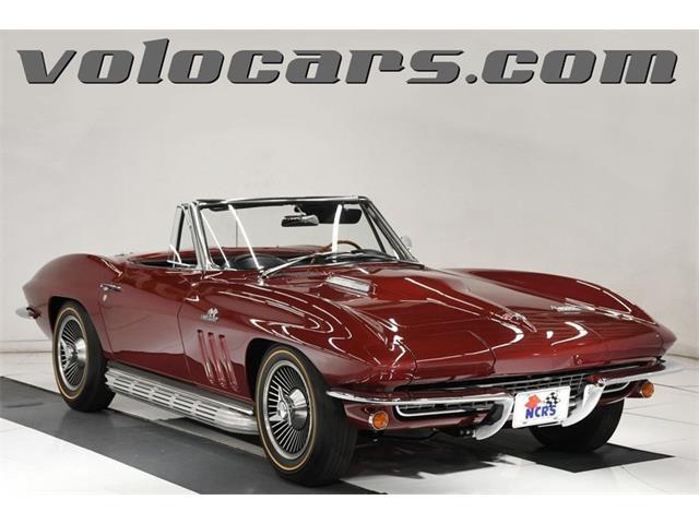 1966 Chevrolet Corvette (CC-1523995) for sale in Volo, Illinois