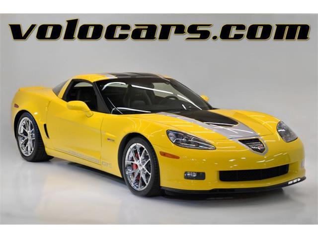 2009 Chevrolet Corvette (CC-1524009) for sale in Volo, Illinois