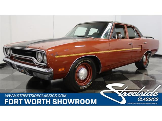 1970 Plymouth Satellite (CC-1520401) for sale in Ft Worth, Texas