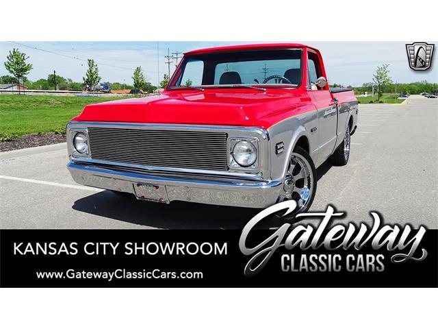 1969 Chevrolet C10 (CC-1524018) for sale in O'Fallon, Illinois