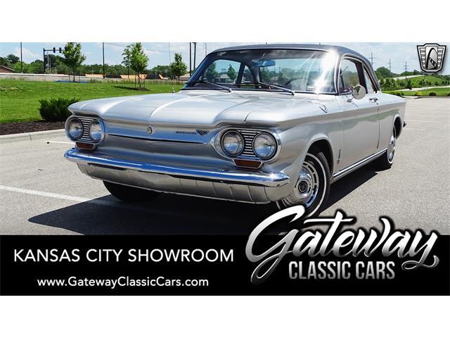 1963 Chevrolet Corvair (CC-1524022) for sale in O'Fallon, Illinois