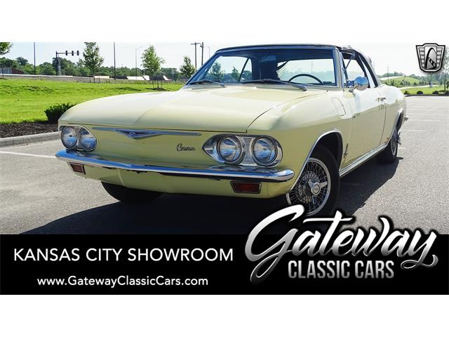 1965 Chevrolet Corvair (CC-1524023) for sale in O'Fallon, Illinois