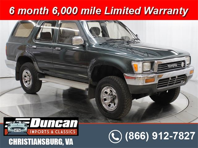 1989 Toyota Hilux (CC-1524028) for sale in Christiansburg, Virginia