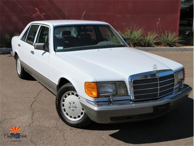 1987 Mercedes-Benz 300 (CC-1524047) for sale in Tempe, Arizona