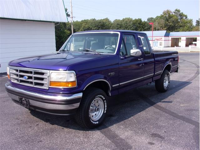 1995 Ford F150 (CC-1524049) for sale in Greensboro, North Carolina