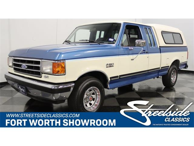 1989 Ford F150 (CC-1520405) for sale in Ft Worth, Texas