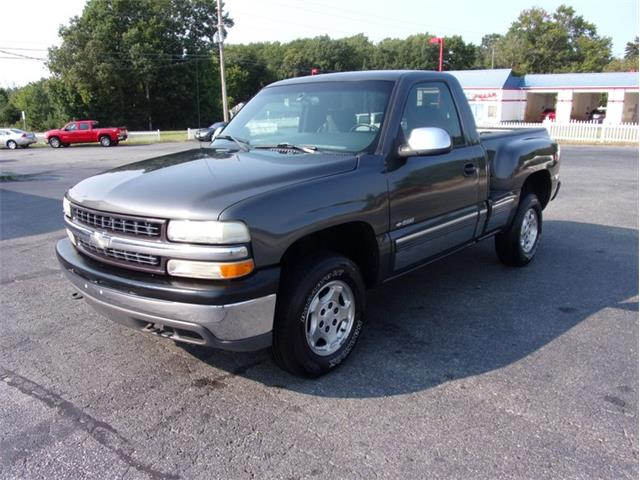2000 Chevrolet Silverado (CC-1524050) for sale in Greensboro, North Carolina