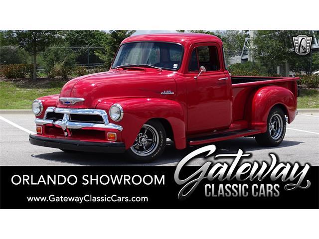 1954 Chevrolet 3100 (CC-1524051) for sale in O'Fallon, Illinois