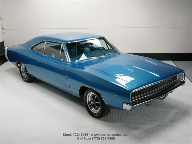 1968 Dodge Charger (CC-1524055) for sale in Reno, Nevada