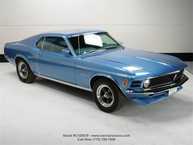 1970 Ford Mustang (CC-1524056) for sale in Reno, Nevada