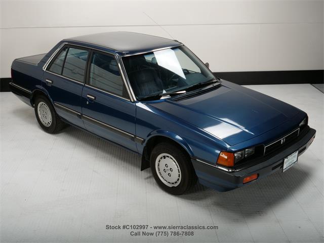 1985 Honda Accord (CC-1524067) for sale in Reno, Nevada