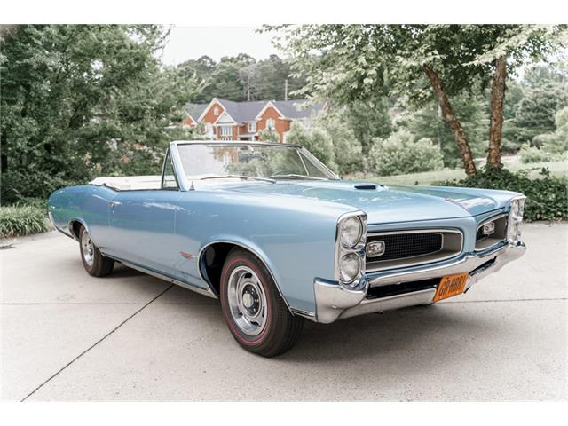 1966 Pontiac GTO (CC-1524075) for sale in Chattanooga, Tennessee