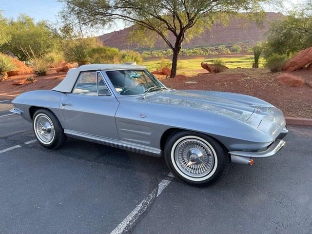 1964 Chevrolet Corvette Stingray (CC-1524076) for sale in St George, Utah