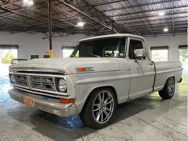 1972 Ford F100 (CC-1524078) for sale in Marietta, Georgia