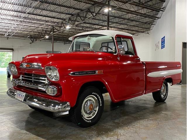 1959 Chevrolet Apache (CC-1524084) for sale in Marietta, Georgia