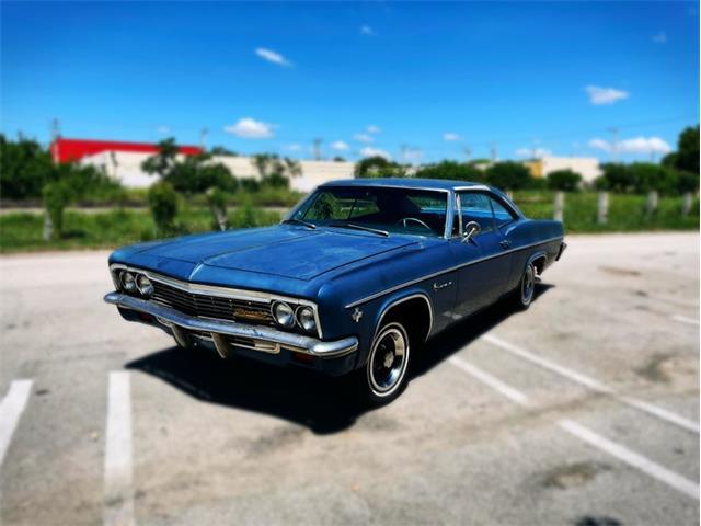 1966 Chevrolet Impala (CC-1524123) for sale in Delray Beach, Florida