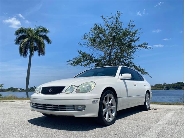 2004 Lexus GS (CC-1524126) for sale in Delray Beach, Florida