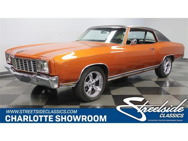 1972 Chevrolet Monte Carlo (CC-1520413) for sale in Concord, North Carolina