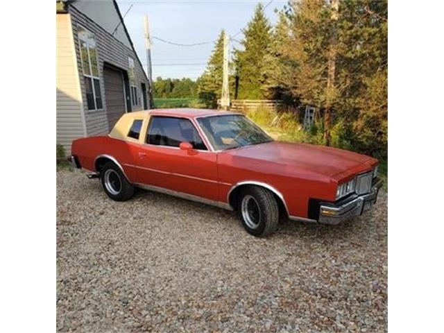 1980 Pontiac Grand Prix (CC-1524131) for sale in Carlisle, Pennsylvania