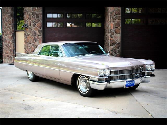 1963 Cadillac DeVille (CC-1524148) for sale in Greeley, Colorado