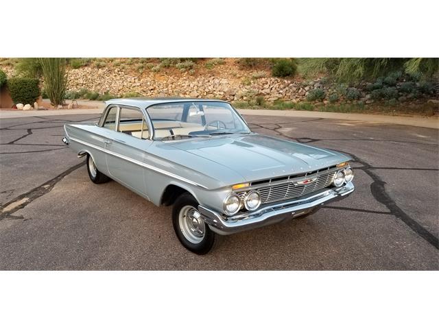 1961 Chevrolet Bel Air (CC-1524159) for sale in FOUNTAIN HILLS, Arizona