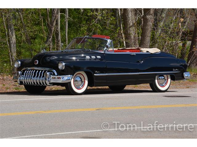 1950 Buick Super (CC-1524167) for sale in Greenville, Rhode Island