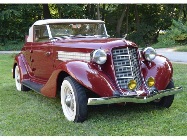 1935 Auburn 851 (CC-1524170) for sale in LeClaire, Iowa
