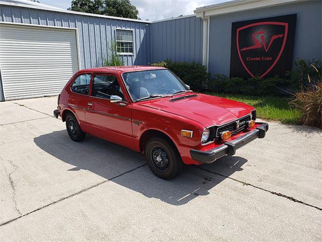 1979 Honda Civic (CC-1524171) for sale in Okahumpka, Florida