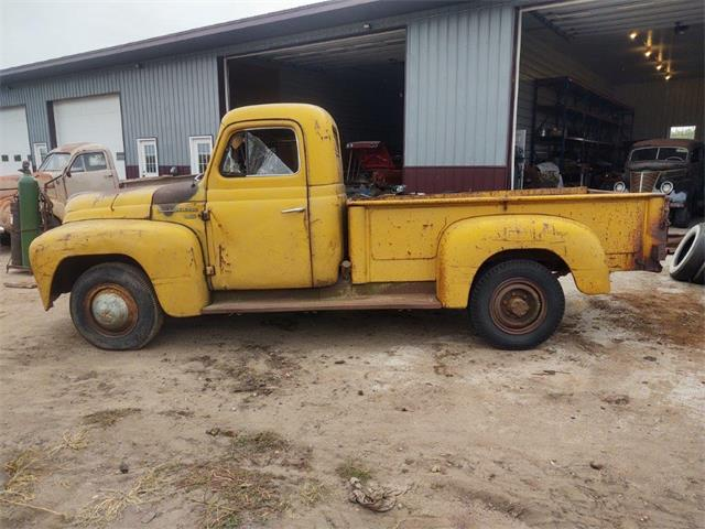 1950 International L120 (CC-1524173) for sale in Parkers Prairie, Minnesota