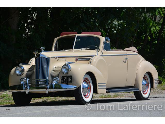 1941 Packard 160 (CC-1524174) for sale in Greenville, Rhode Island