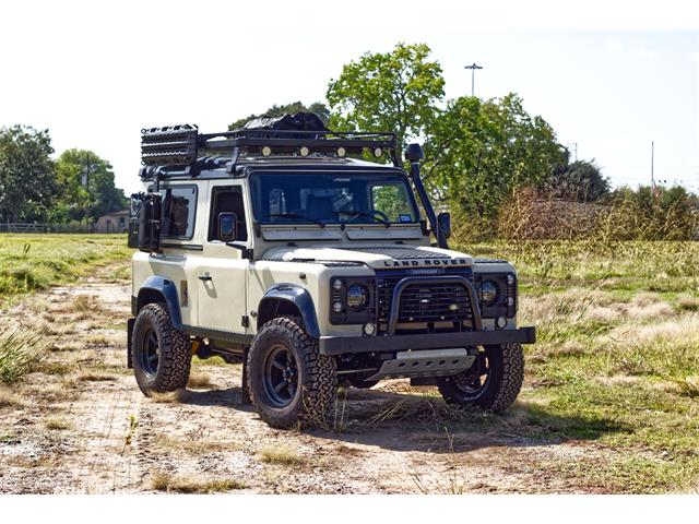 1991 Land Rover Defender (CC-1524175) for sale in Cypress, Texas