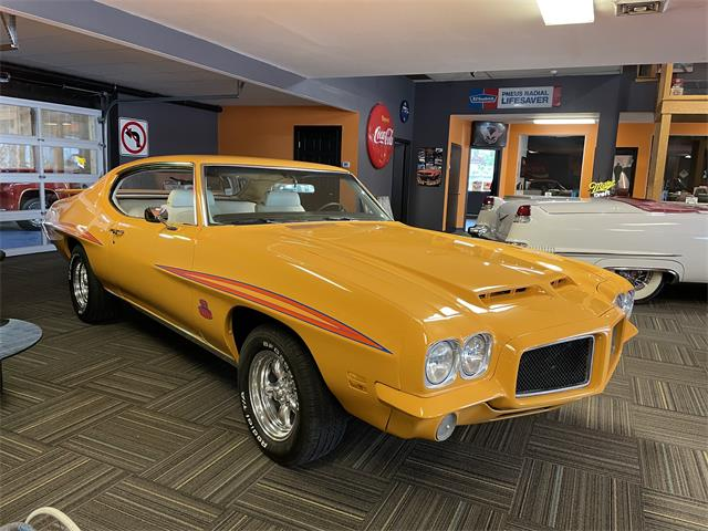 1971 Pontiac GTO (CC-1524176) for sale in st-jerome, Quebec