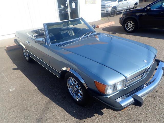 1977 Mercedes-Benz 450SL (CC-1524181) for sale in Phoenix, Arizona