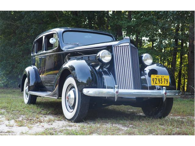 1937 Packard Six (CC-1524188) for sale in Wake Forest, North Carolina