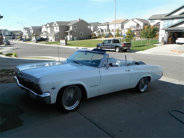 1965 Chevrolet Impala SS (CC-1524195) for sale in Cold Lake, Alberta