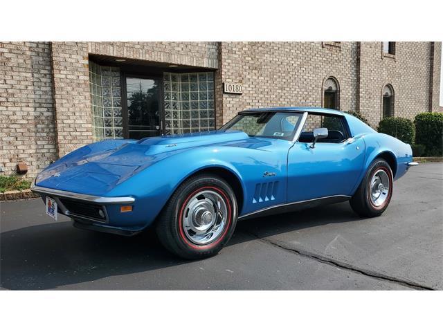 1969 Chevrolet Corvette (CC-1524196) for sale in Stuart, Florida