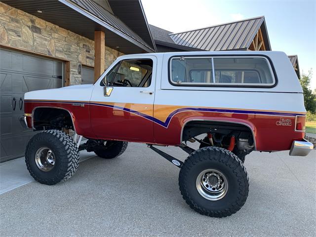 1985 GMC Jimmy (CC-1524213) for sale in Springdale, Arkansas